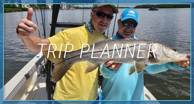 Bonita Springs Fishing Trip Planner