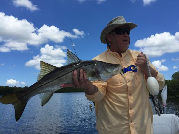 Fishing Report 07-15-16