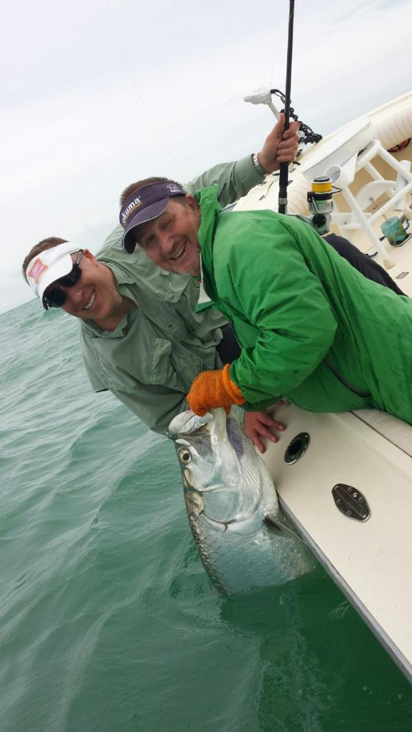 Florida Keys Fishing Report for May 3 2015